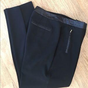 Chico's Zip-Pocket Tapered-Leg  Pants EUC
